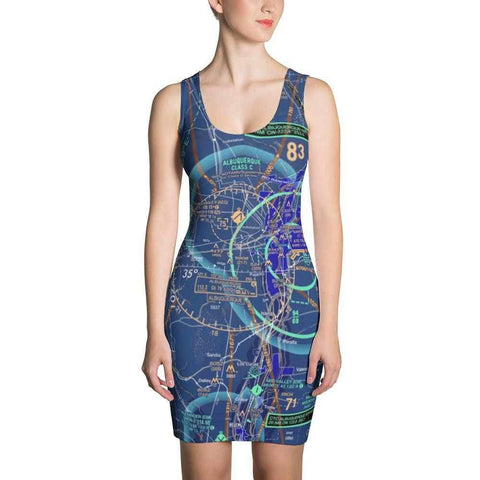 Albuquerque Sectional Dress (Inverted) - RadarContact - ATC Memes