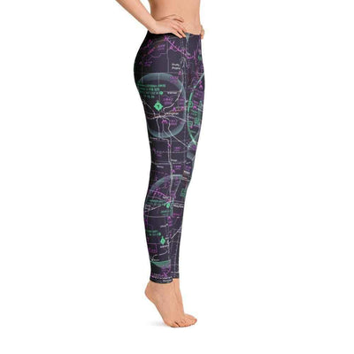 Wichita Sectional Leggings (Inverted)
