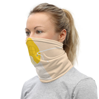 Airplane Emergency Oxygen Face Mask
