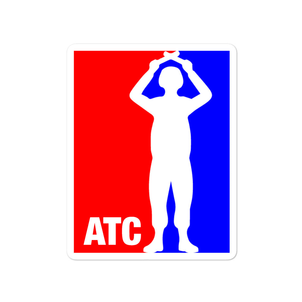 ATC League Sticker - RadarContact
