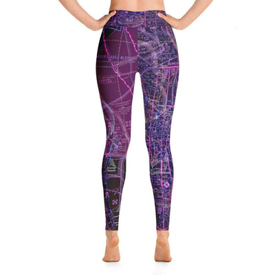 Orlando Sectional Yoga Leggings (Inverted)