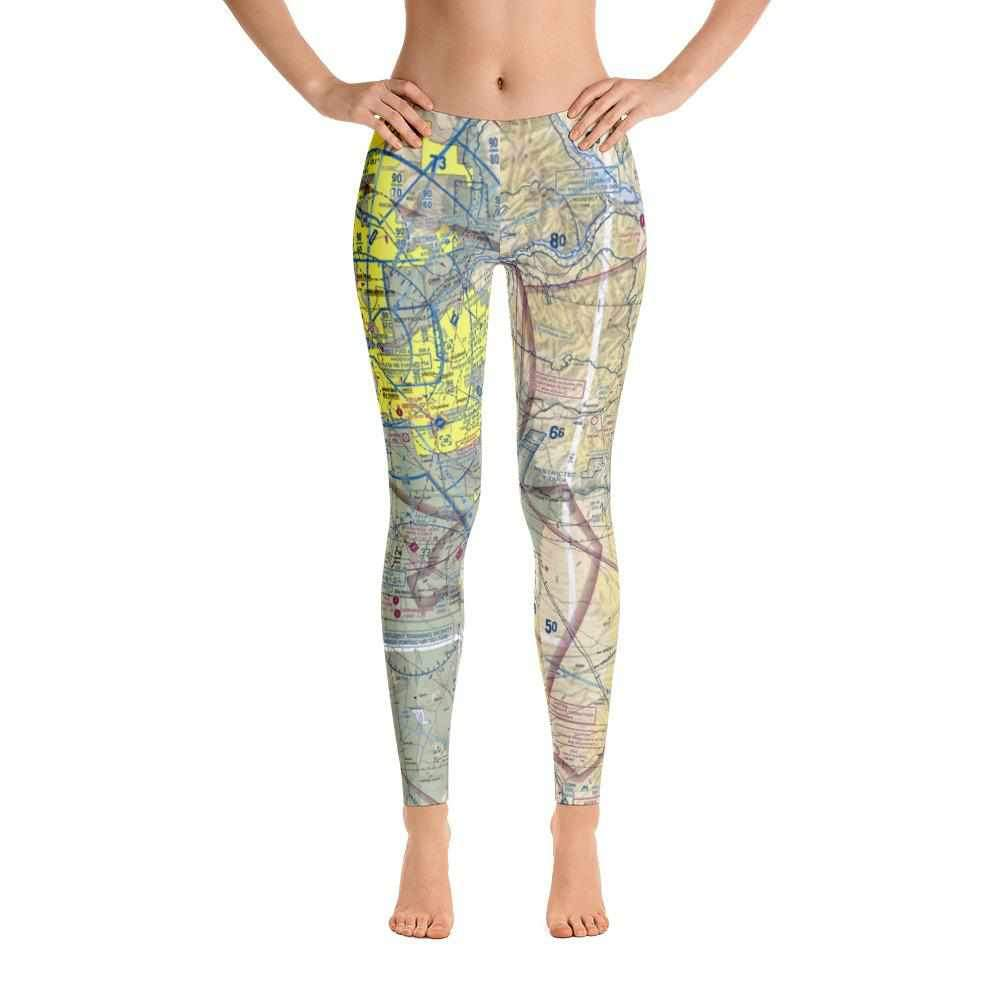 Phoenix Sectional Leggings - RadarContact