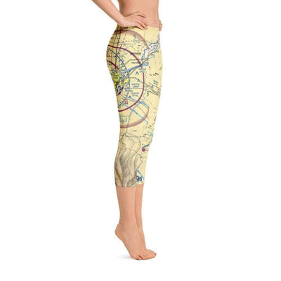 Billings Sectional Capri Leggings - RadarContact - ATC Memes