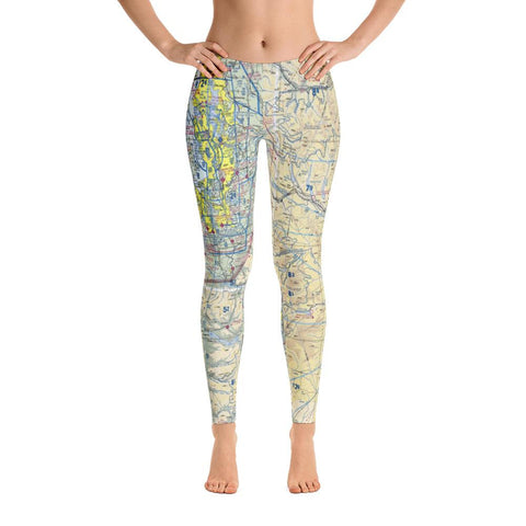 Seattle Sectional Leggings
