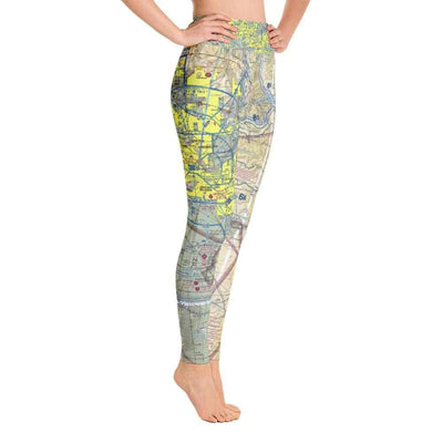 Phoenix Sectional Yoga Leggings