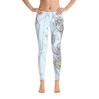 Hawaii Sectional Leggings - RadarContact - ATC Memes