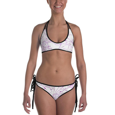 San Antonio Low Altitude/Sectional (Inverted) Bikini - RadarContact
