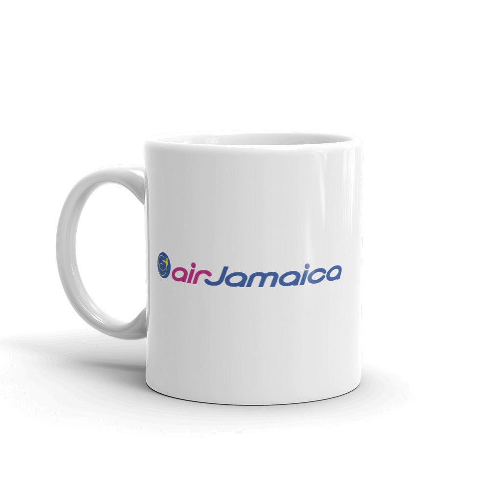 Retro Air Jamaica Mug - RadarContact