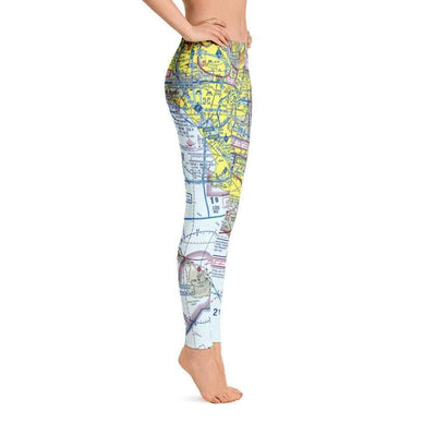 Los Angeles Sectional Leggings - RadarContact