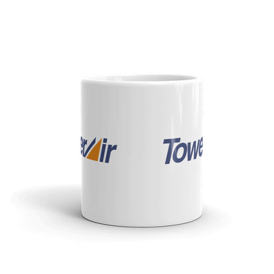 Retro Tower Air Mug - RadarContact
