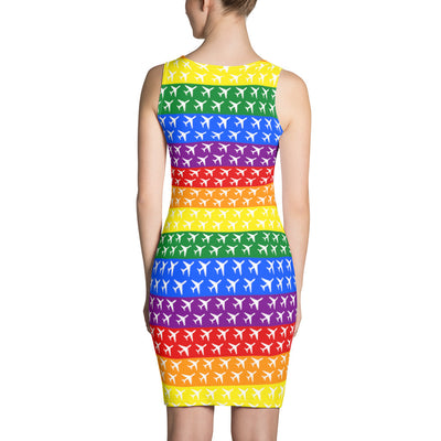 Aviation Pride Dress