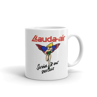 Retro Lauda Air Mug - RadarContact