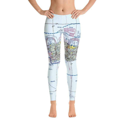 Puerto Rico Sectional Leggings
