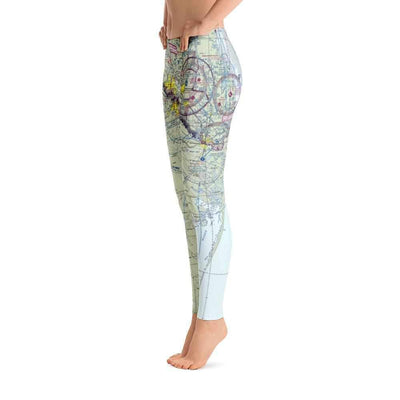 Brownsville Sectional Leggings - RadarContact - ATC Memes