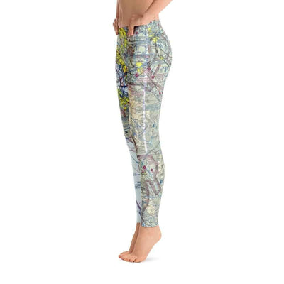 San Francisco Sectional Leggings - RadarContact