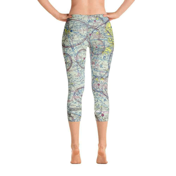 Atlanta Sectional Capri Leggings