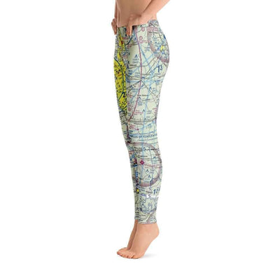 Charlotte Sectional Leggings - RadarContact - ATC Memes