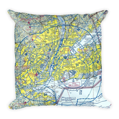 New York Sectional Pillow