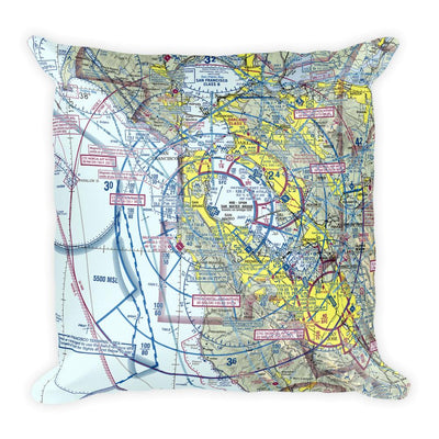 San Francisco Sectional Pillow