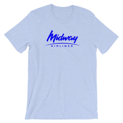 Retro Midway Airlines T-Shirt