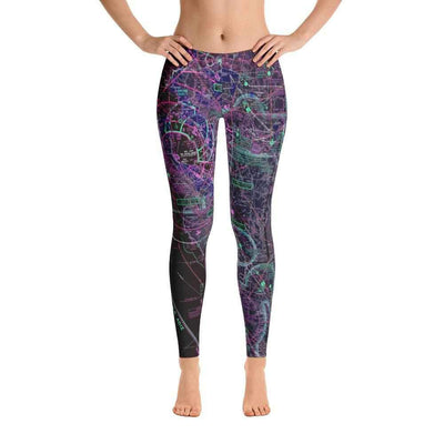 San Francisco Sectional Leggings (Inverted)