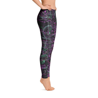 Minneapolis Sectional Leggings (Inverted)