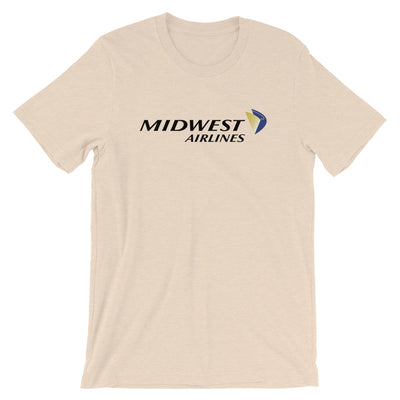 Retro Midwest Airlines T-Shirt - RadarContact