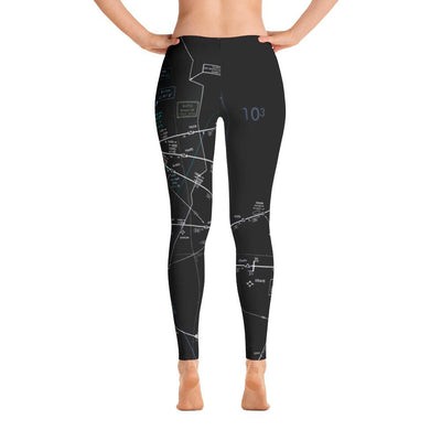 Seattle Low Altitude Leggings (Inverted)