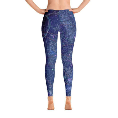 Great Falls Sectional Leggings (Inverted) - RadarContact - ATC Memes