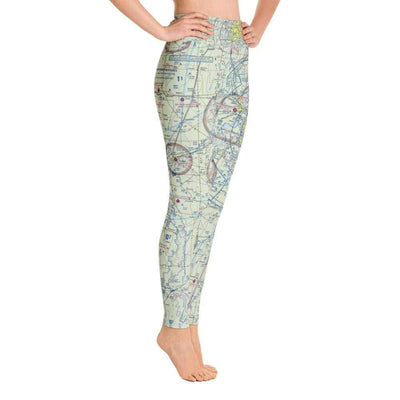 Memphis Sectional Yoga Leggings