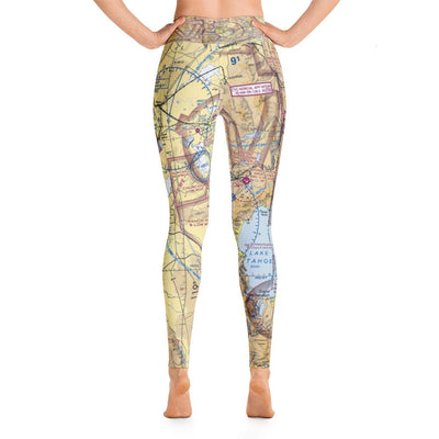 Reno Sectional Yoga Leggings