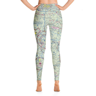 Louisville Sectional Yoga Leggings - RadarContact