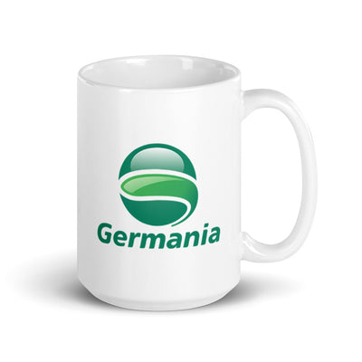 Retro Germania Mug