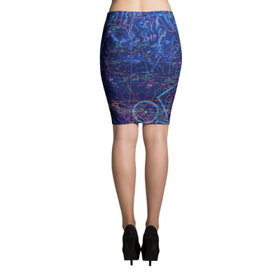 Boise Sectional Pencil Skirt (Inverted) - RadarContact - ATC Memes