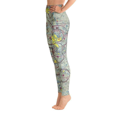 Omaha Sectional Yoga Leggings