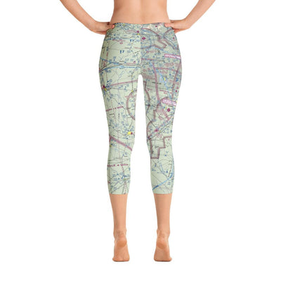 San Antonio Sectional Capri Leggings