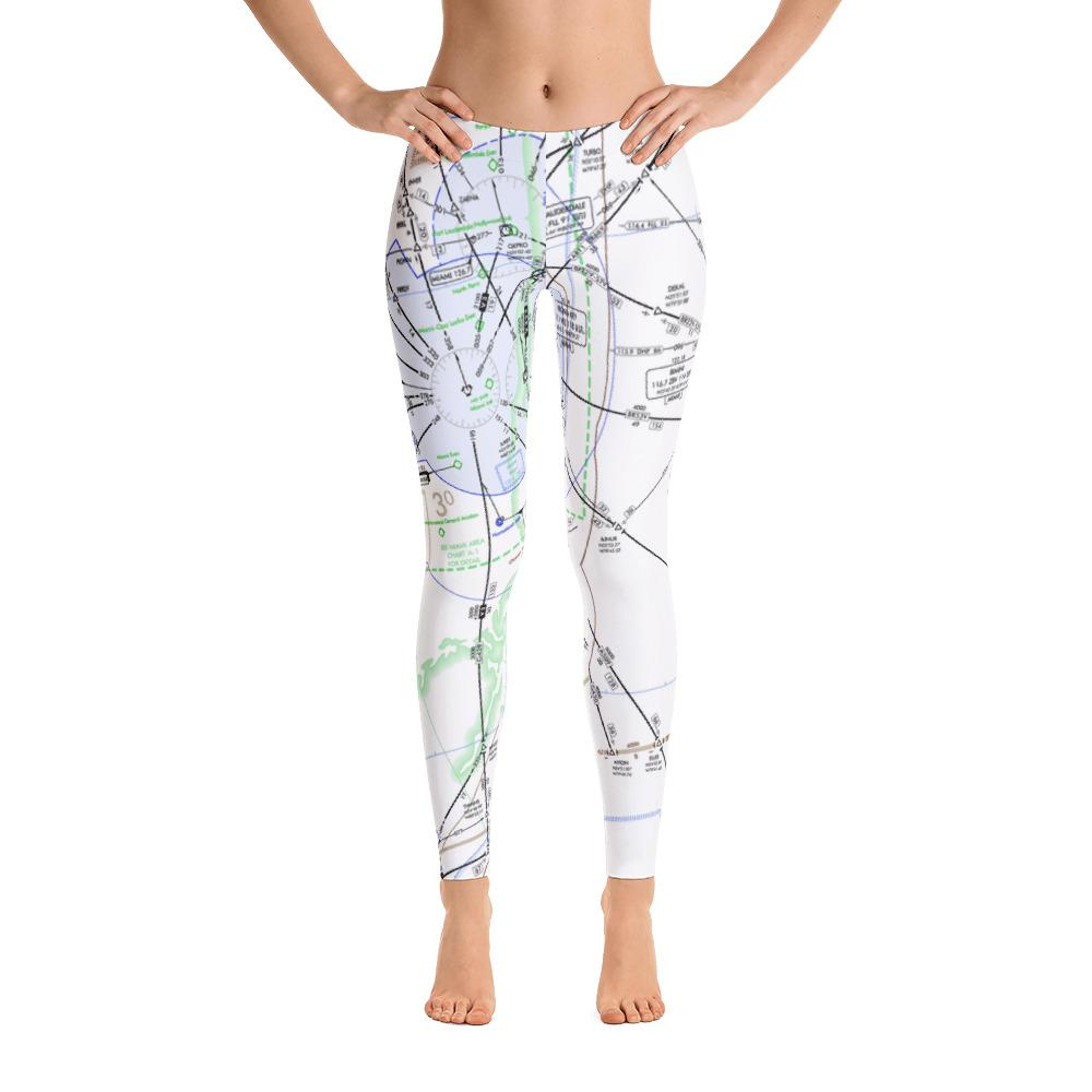 Miami Low Altitude Leggings - RadarContact