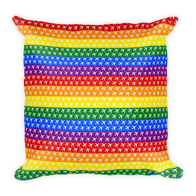 Aviation Pride Pillow