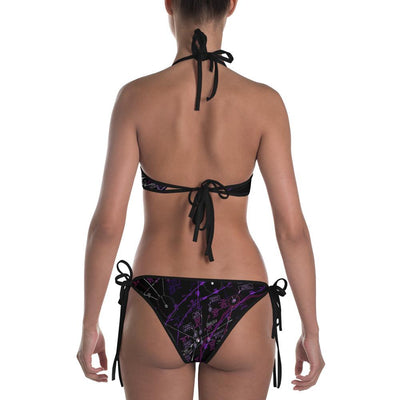 Toronto Low Altitude Bikini (Reversible)