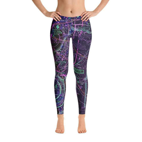 Tampa Sectional Leggings (Inverted)