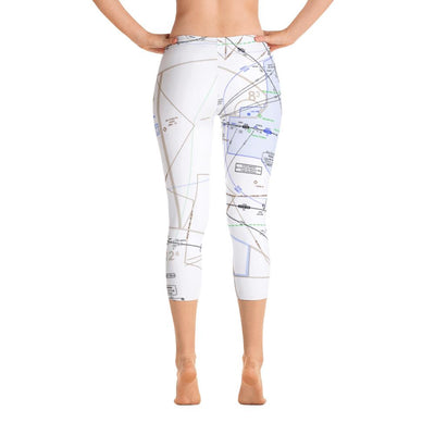 Phoenix Low Altitude Capri Leggings