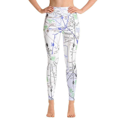 Orlando Low Altitude Yoga Leggings