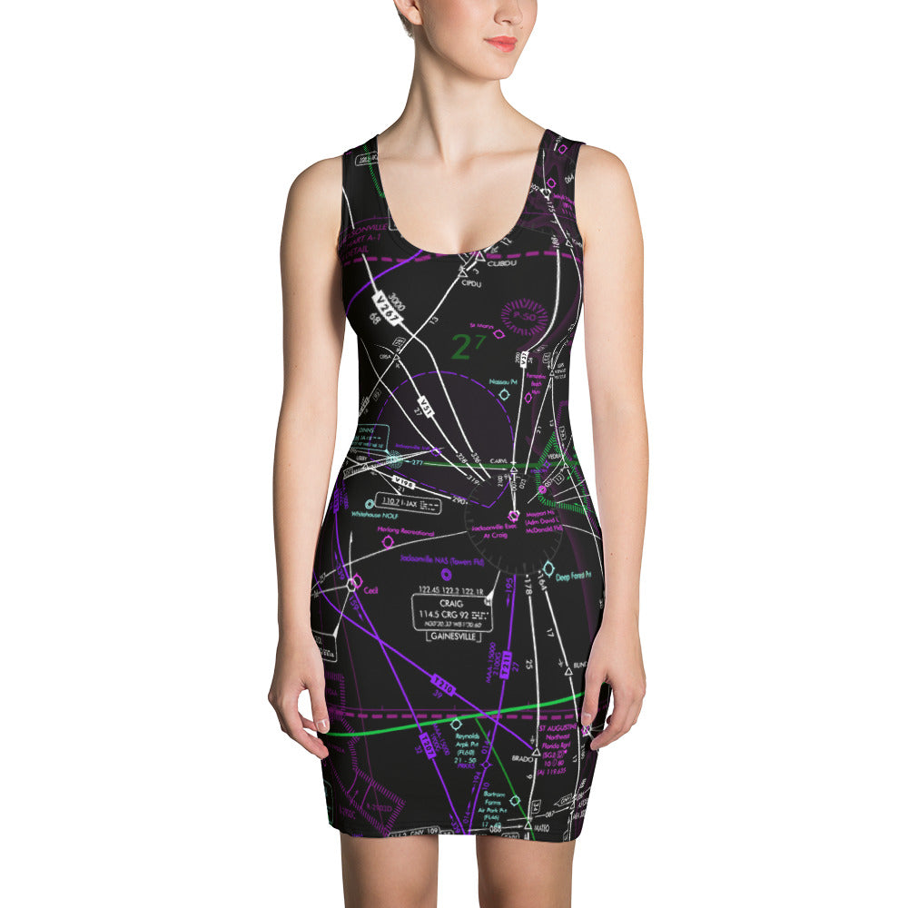 Jacksonville Low Altitude Dress (Inverted)