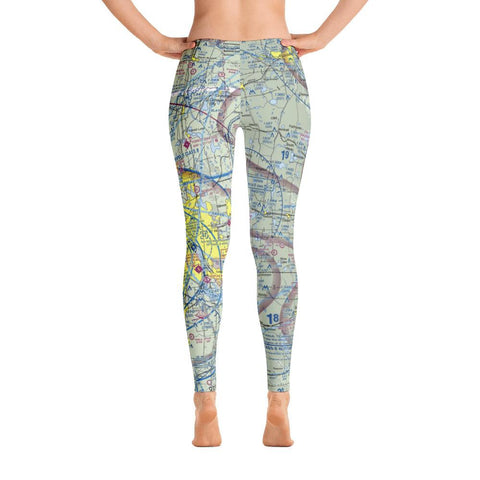 Minneapolis-St Paul Sectional Leggings