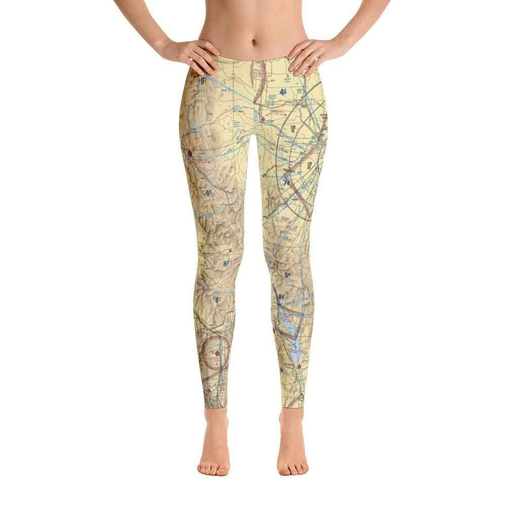 Great Falls Sectional Leggings - RadarContact
