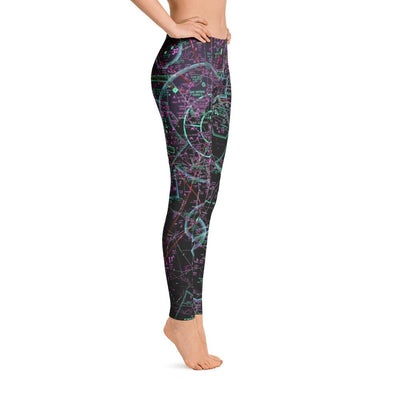 San Antonio Sectional Leggings (Inverted) - RadarContact