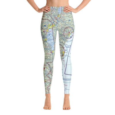 Oshkosh Sectional Yoga Leggings - RadarContact