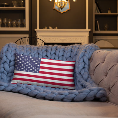American Aviation Pride Pillow