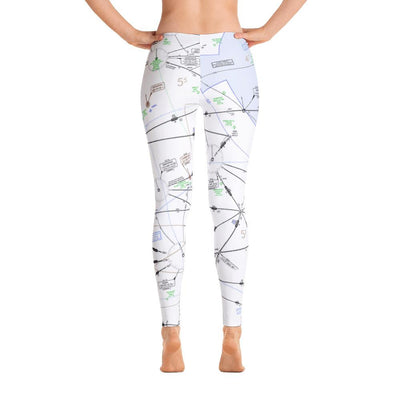 Pittsburgh Low Altitude Leggings