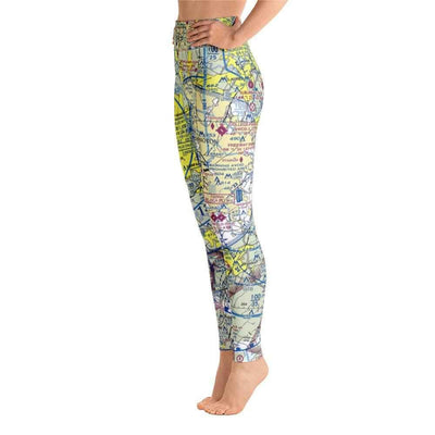 Washington DC Sectional Yoga Leggings